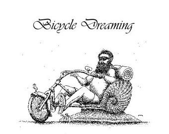 Kris Larsen: Bicycle Dreaming