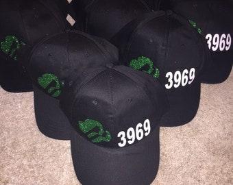 Girl scout troop hats
