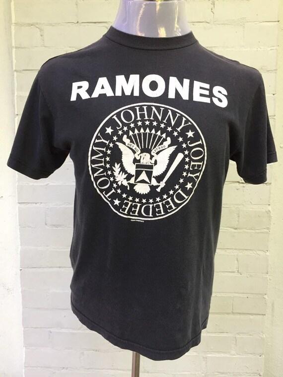 2004 Ramones Band T-Shirt