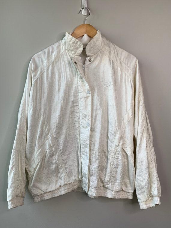 Vintage Nike Windbreaker Sweatsuit Jacket and Pant