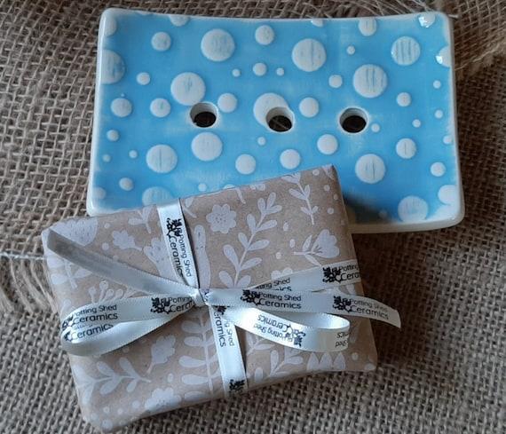 Large Bubble Embossed Soap Set