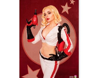 Nuka-Girl COSPLAY PRINT
