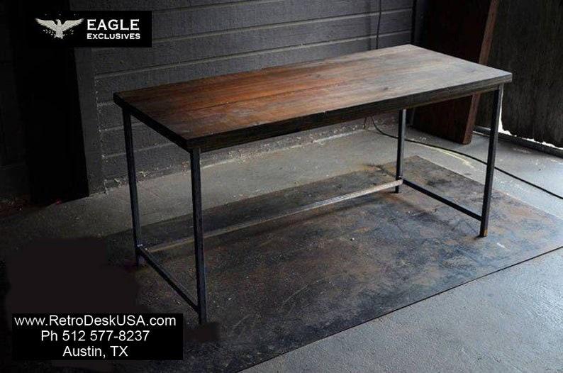 Retro Industrial Style Desks image 0