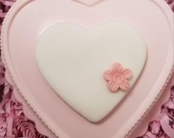 Chocolate Box - Large Heart