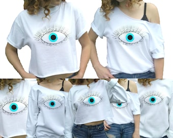 aac4ca3c428639 Evil eye shirt