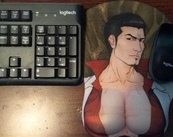 RGG - Kiryu Kazuma Mouse Pad