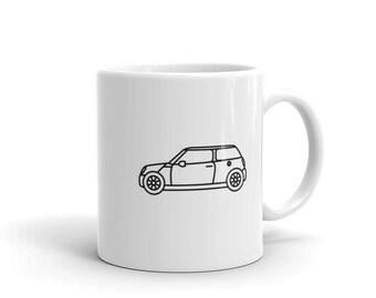 Mini cooper mug | Etsy