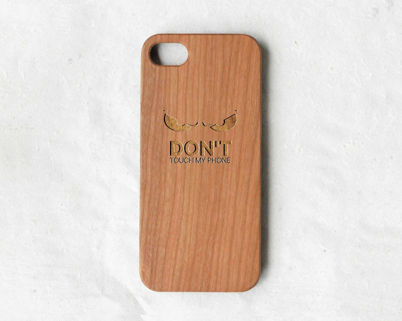 dont touch my phone case iphone 7