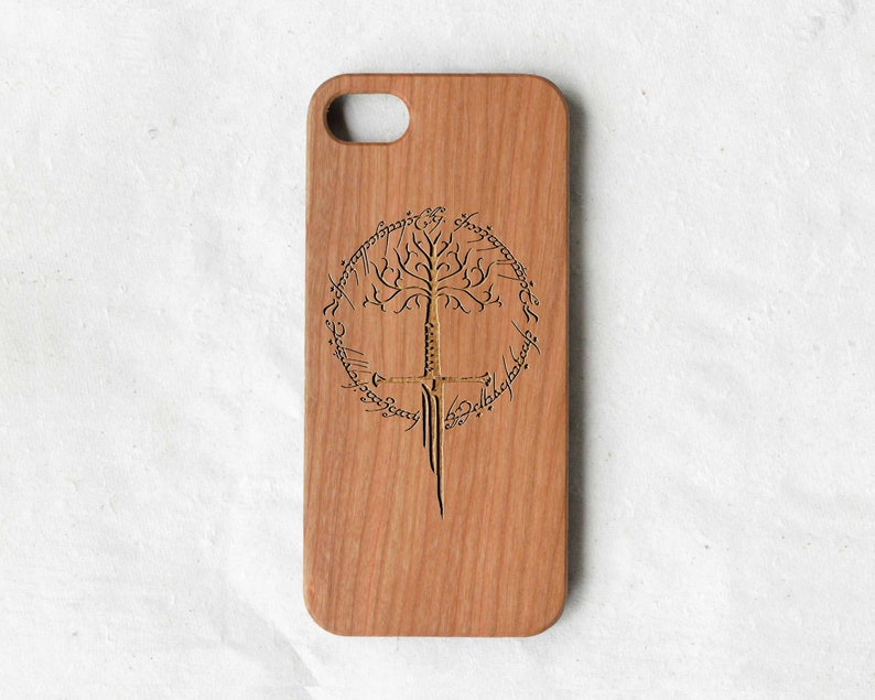 size 40 0f342 8332a Lord of rings White Tree of Gondor wood iPhone xs case, wooden iPhone xs  cover, wood phone case for iPhone 7/7 plus/8/8 plus/x/xr/xs/xs max