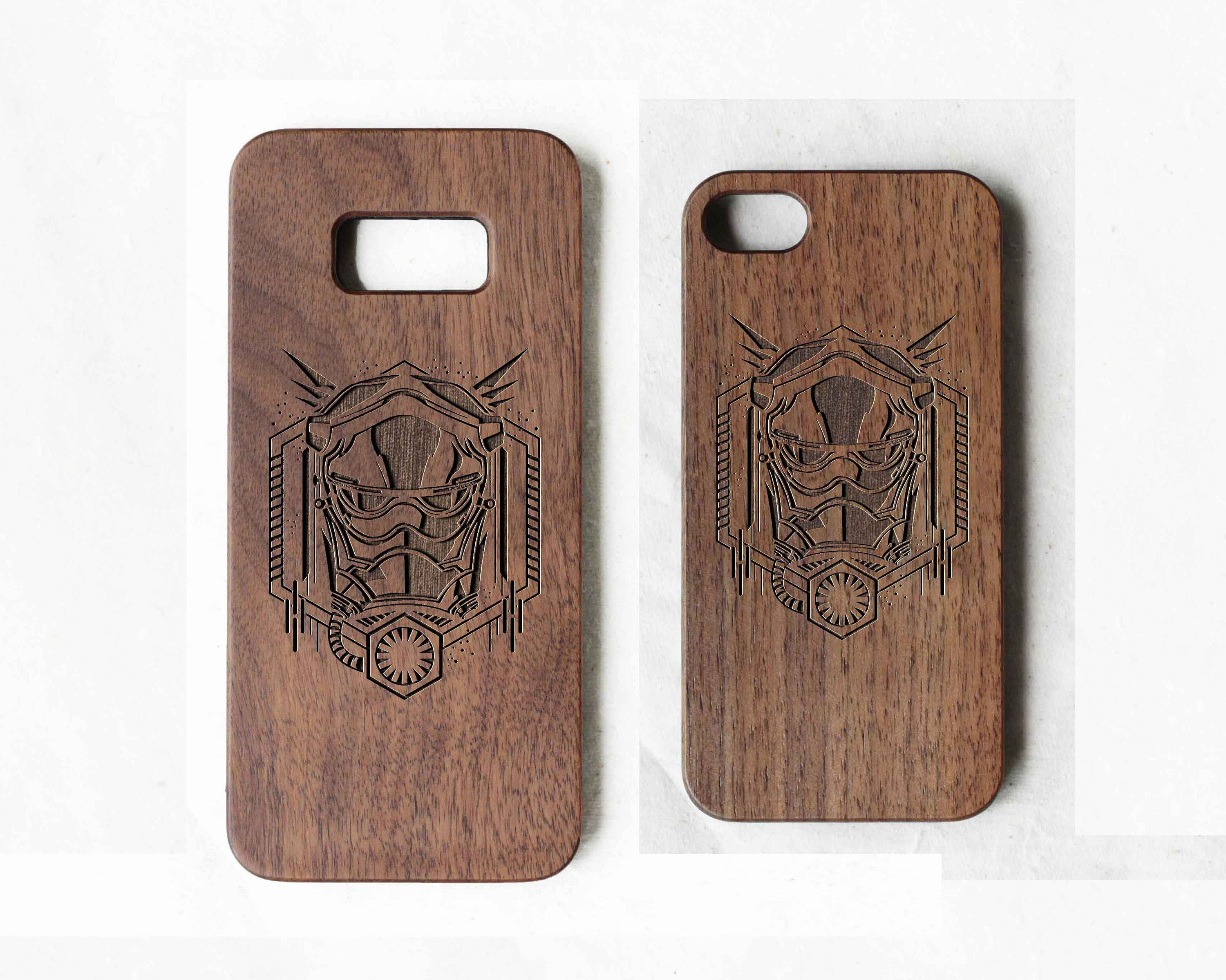 best sneakers c6bbe ffa7f Star wars wood Samsung galaxy S9 case, wood phone case for Samsung Galaxy  S4, S5, S6, S7, S7 edge, S8, S8 plus,S9, S9 plus,