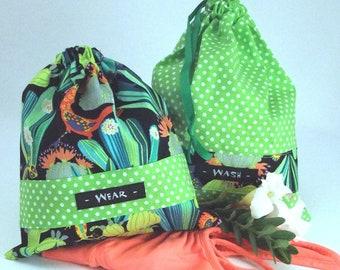 Lingerie Travel Bags, Underwear Travel Bags, Undergarments Travel Bags
