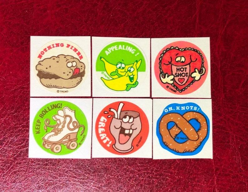 Gordy Licorice Vintage Scratch /& Sniff Sticker