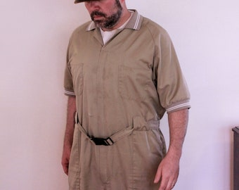 Belted Coveralls with '90s style!