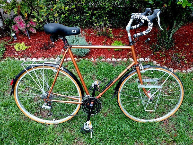 660461fce Vintage Dawes Galaxie Reynolds 531 Touring Bike RestoMod