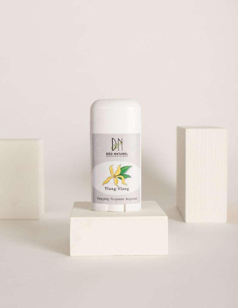 Ylang Ylang Deodorant  For men and women  handmade  image 0