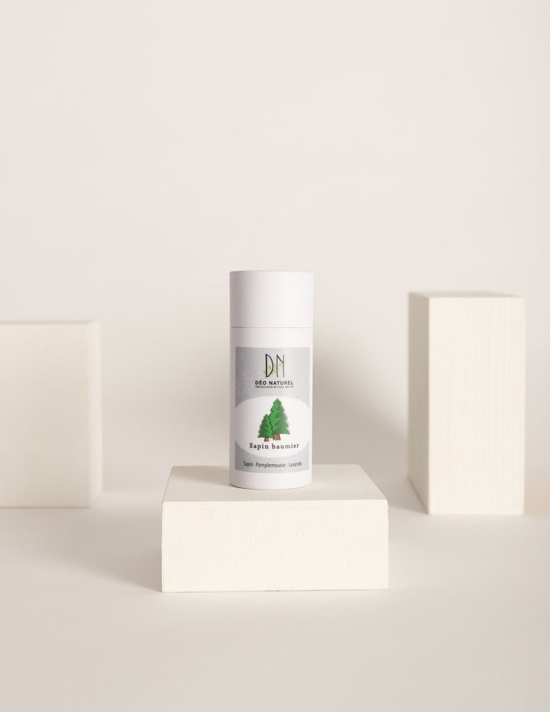 Baumier Fir Deodorant  Compostable Tube  For men and women  image 0