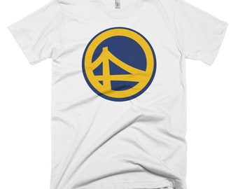 Golden Stated Home Jersey Tee