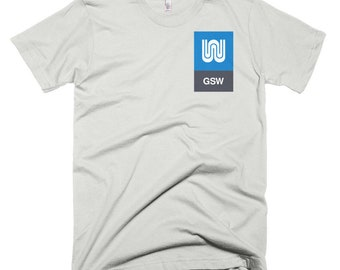 Golden Stated Transportation Tee