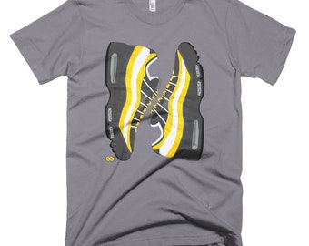 Golden Stated Air Max Town Tee