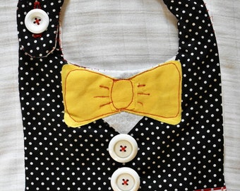 "The ""Celebration"" bib. Celebrate any event with this bib"