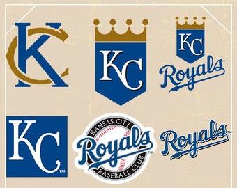 Kansas City Royals svg, baseball team, kansas team, logo kansas city team, instant dowland, png,dxf, royals svg, baseball team png, B006