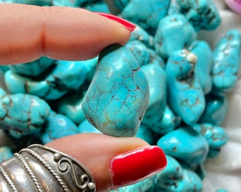 Pendant Jewelry Stone Turquoise Crystal Turquoise Beads Turquoise Stone for Rings Necklace Turquoise Cabochon Turquoise Gemstone