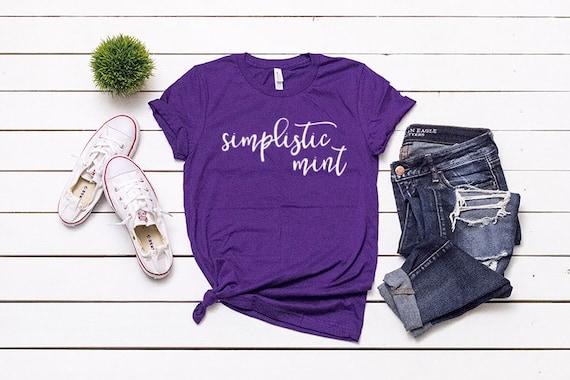 Heather Lapis Mockup  purple tshirt Mock up  Bella+Canvas 3001 Heather Lapis Mockup  purple t-shirt stock photo shirt flatlay shiplap