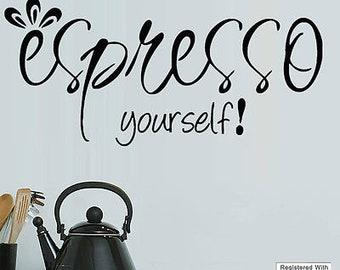 Espresso Yourself Coffee Kitchen Caf