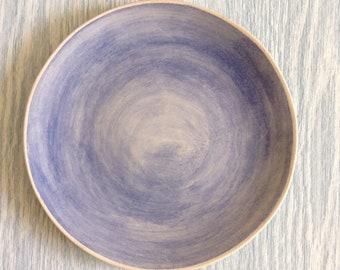Dinner plate of Wonki ware