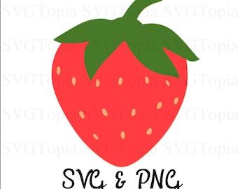 Strawberry Cricut Etsy
