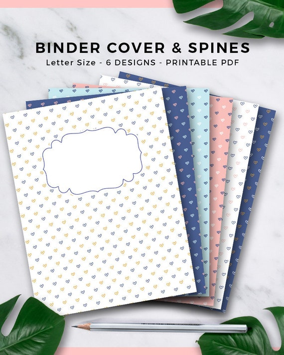 It's just a graphic of Printable Binder Cover Templates within english