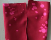 KARLY- Gauntlets -raspberry/pink jersey unique