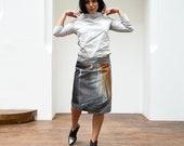 RINK - skirtCULtUR - handpainting skirt