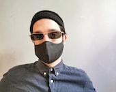 CORONA Mask - Mouth - Anthracite