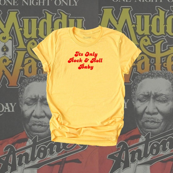 its only rock n roll baby vintage aesthetic clothing music etsy