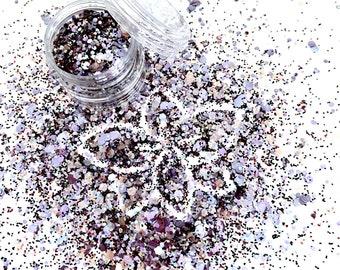 NEW! - Biodegradable Glitter -  Black Orchid ecoGlimmer
