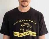 MARTIN GUITARS Tee - L XL