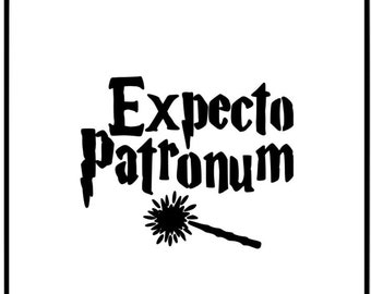 image regarding Harry Potter Stencils Printable named Harry Potter Impressed Stencil / Cookie Stencil / Lightning