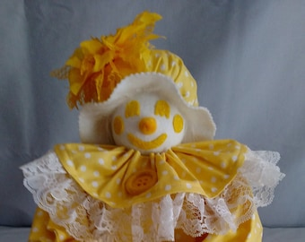 Lemon Twist!! This doll is so bright and cheery!! Will put a smile on anyones face!