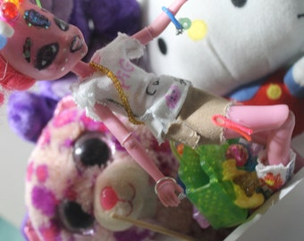 Mabbina happiness OOAK doll