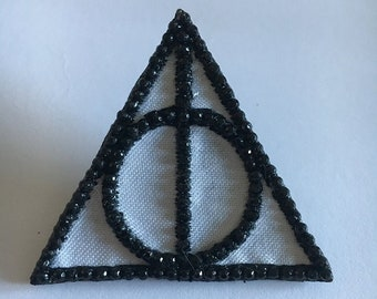 Harry Potter Deathly Hallows Brooch/Pin