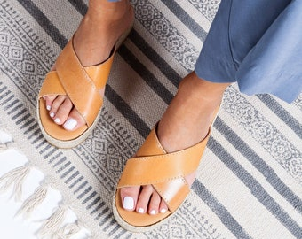 Pure Greek Sandals