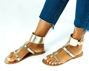 5c0352099b0f5c Greek Gladiator sandals