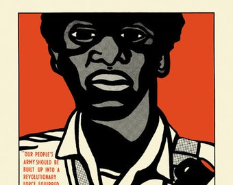 Our People's Army by Emory Douglas