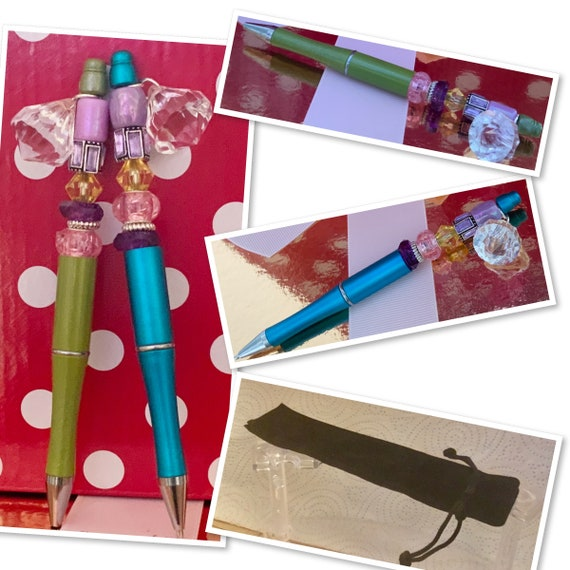 Diamond painting pen rainbow swirl