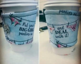Cup Sleeve - Big Girl