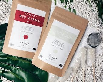 White/Red Iced Tea
