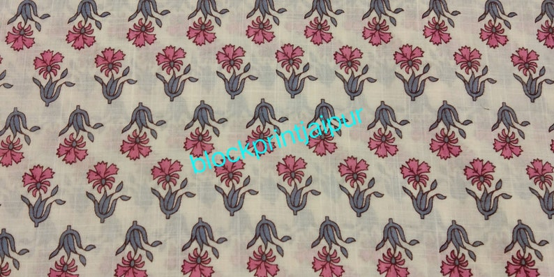 Printed cotton loose fabric,Cotton voile fabric,Jaipuri cotton fabric,Indian cotton fabric,Cotton fabric by yards Cotton fabric for dresses