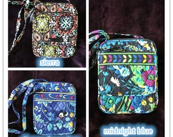 Vera Bradley Mini Hipster (Multi Retired Pattern NWT) e7d33976954cc