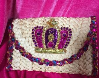 Summer envelope clutch fit for a Princess
